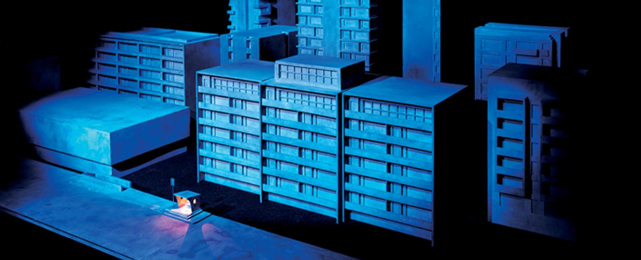 Hans Op de Beeck: Location 2, 2001, Sammlung Marta, © der Künstler