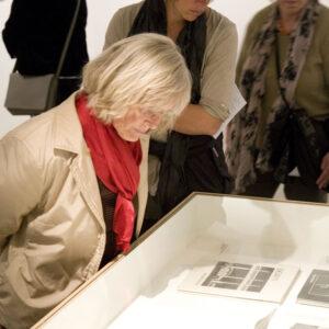 """Ausstellungsansicht """"Roger Ballen – Fotografien 1969–2009"""""""