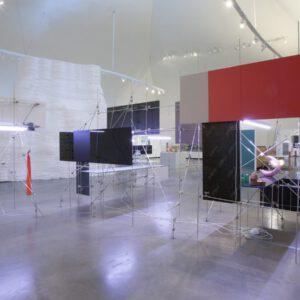 Heike Mutter / Ulrich Genth: The View, 2015, Installation Museum Marta Herford, Foto / photo: Hans Schröder © VG Bild-Kunst, Bonn 2020