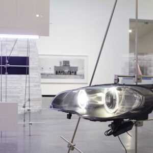 Heike Mutter / Ulrich Genth: The View, 2015 (Detail), Installation Museum Marta Herford, Foto / photo: Hans Schröder © VG Bild-Kunst, Bonn 2020