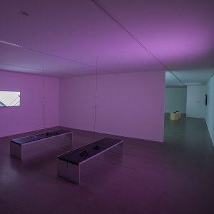 Blick in die Ausstellung Mix It, Wolfgang Tillmans, Visual Album, 2016 © Der Künstler