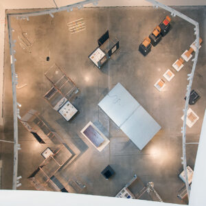 Blick in die Ausstellung (Marta-Dom)