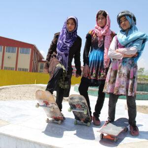 Skateistan, Projekt mit Kindern und Jugendlichen in Afghanistan und Kambodscha, seit 2007
