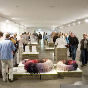 Ausstellungsansicht, 6.RecyclingDesignpreis, ausgewählte Werke, 2013
