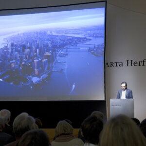 """Eröffnung der Marta-Ausstellung """"52Wochen, 52 Städte"""""""