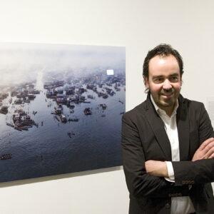 """Iwa´n Baan in der Marta-Ausstellung """"52 Wochen, 52 Städte"""""""