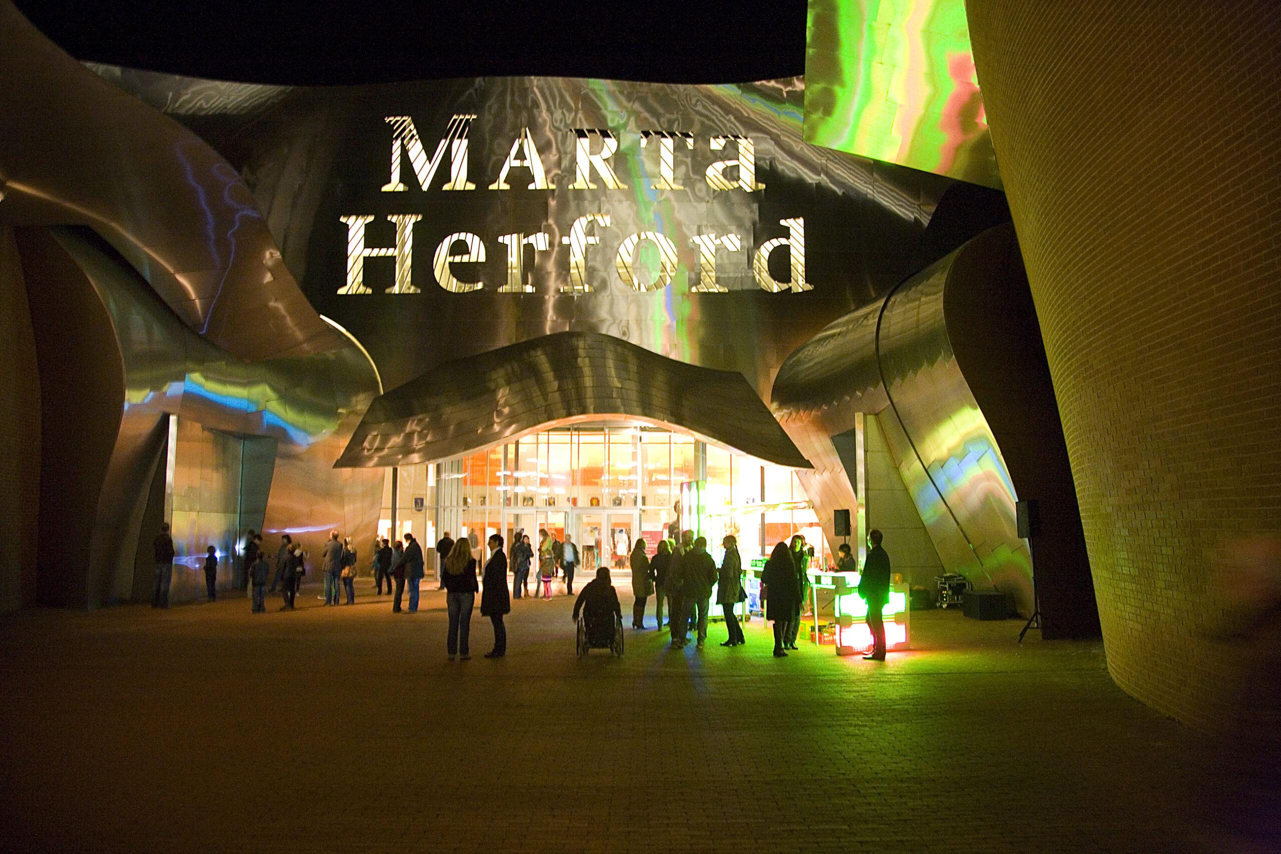 Marta Herford Kulturnacht